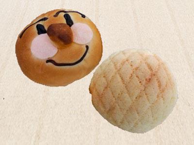 菓子パンセット写真