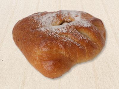 くるみクランベリークリームチーズ写真
