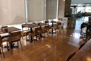 cafeコパン@plaza 店内写真